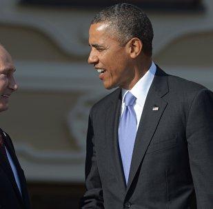 Fonte da delegação russa disse que Obama solicitou um encontro reservado com o presidente russo