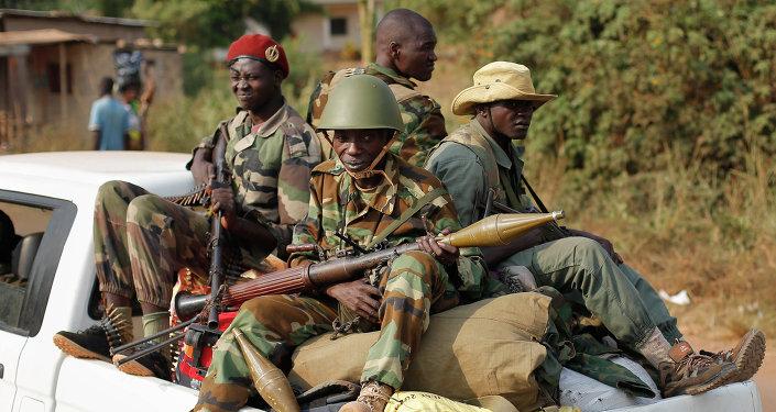 Situação na República Centro-Africana (arquivo)