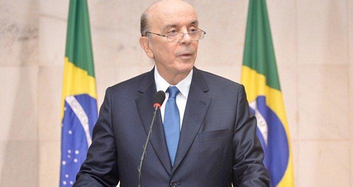 Ministro José Serra