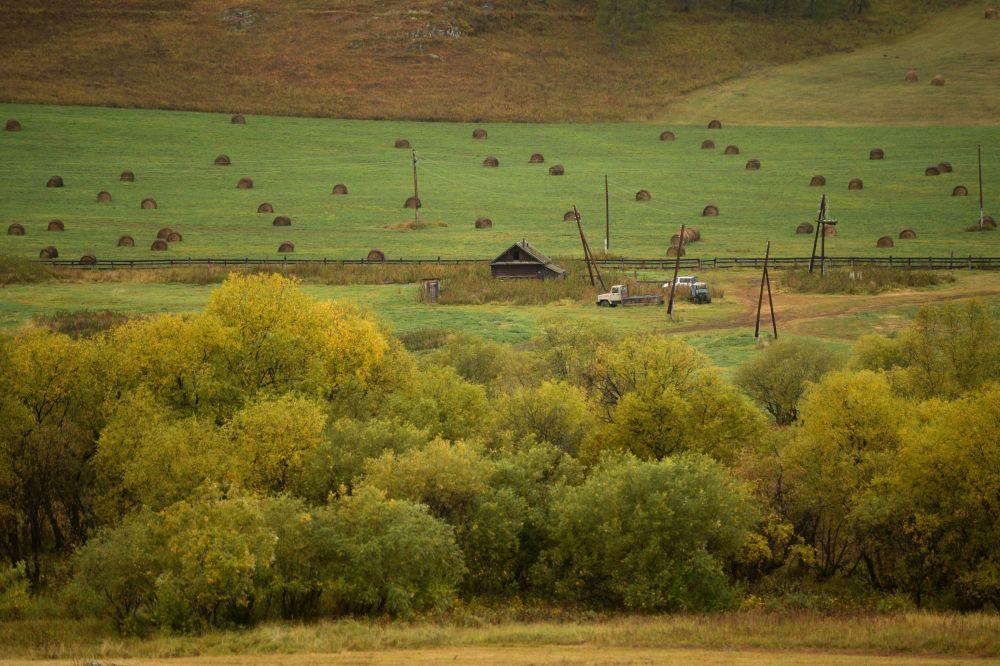 Região de Altai, 'terra das montanhas'