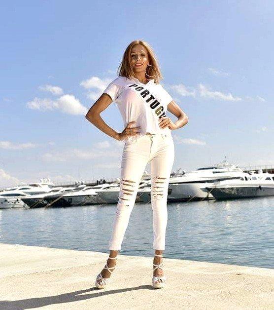 Miss Trans Portugal Sarah Ines Moreira