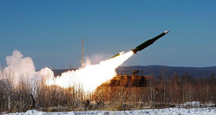 Complexo de defesa aérea Buk.