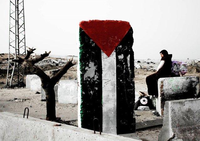 Fronteira entre a Faixa de Gaza e Israel (imagem de arquivo)