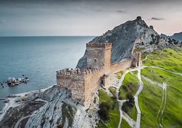 Beleza intemporal: breve excursão virtual pela Crimeia