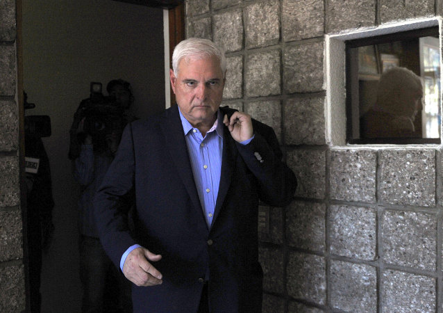 Ex-presidente do Panamá, Ricardo Martinelli