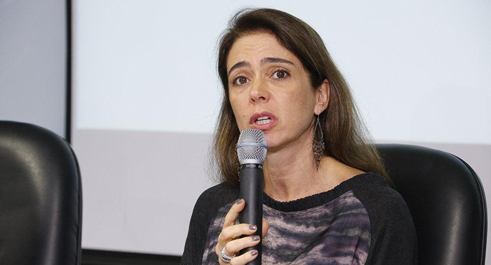 Patrícia Cristina Baleeiro Beltrão Braga, professora de Biologia Molecular da USP,