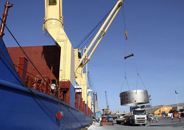 Exportacao Brasil