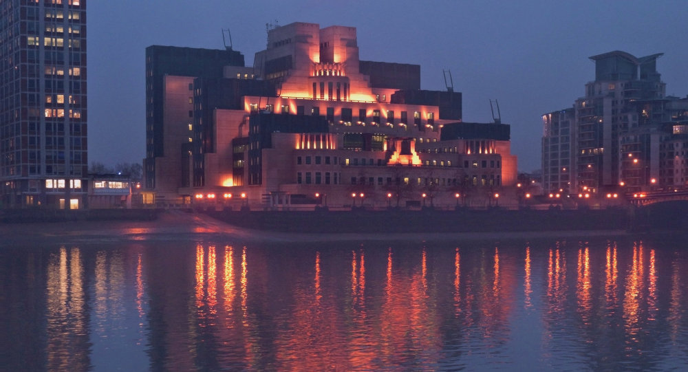 O serviço britânico de inteligência MI5