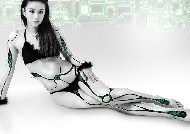 Mulher-robô
