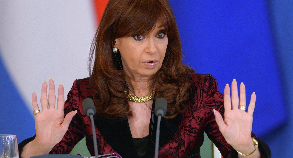 Ex-presidente de Argentina, Cristina Kirchner