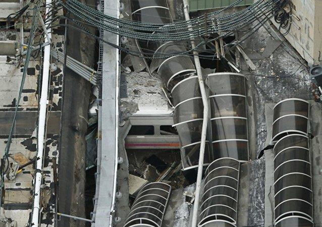 Descarrilamento de trem deixou mais de 100 feridos e matou a brasileira Fabíola Bittar de Kroon