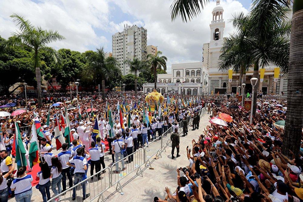 Procissão do Círio de Nazaré em Belém