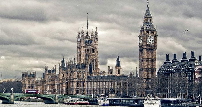 Prédio do Parlamento do Reino Unido