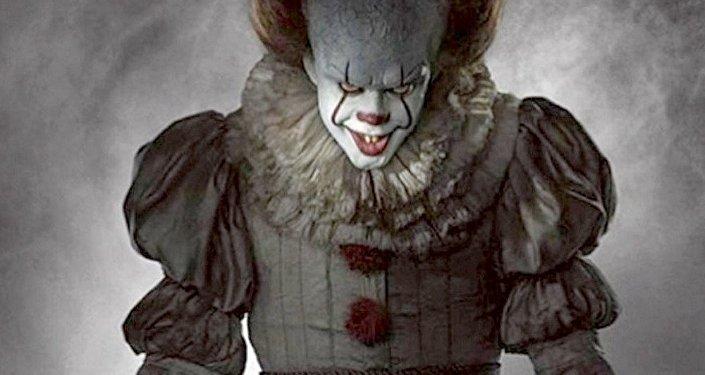 Pennywise, o assustador palhaço está de volta no remake do Filme  It a coisa, que estreia em 2017