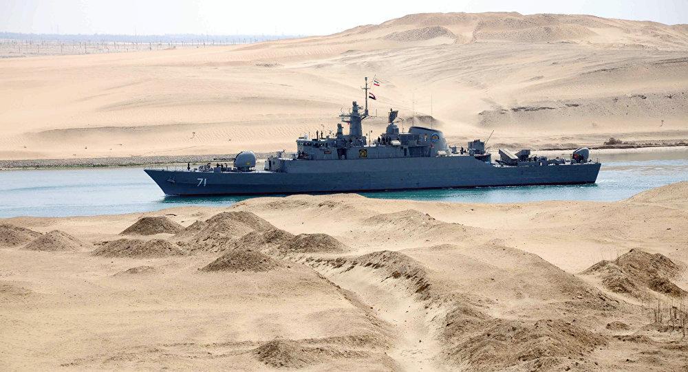 Irã envia navios militares para costa do Iêmen