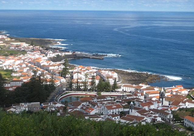 Vista desde Monte Ajuda IV