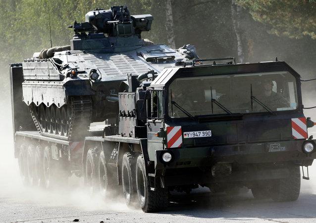 Ministério da Defesa descartou possibilidade de negócio com empresas britânicas