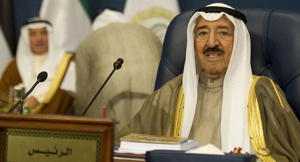Emir do Kuwait, xeique Sabah al-Ahmed al-Sabah