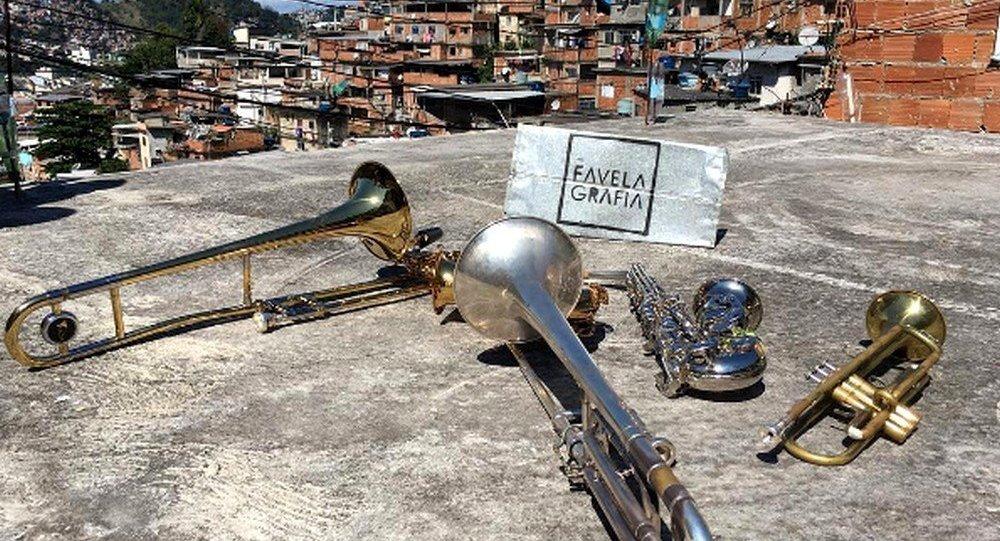 Projeto Favelagrafia