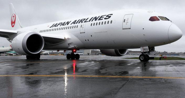 Boeing 787 da Japan Airlines