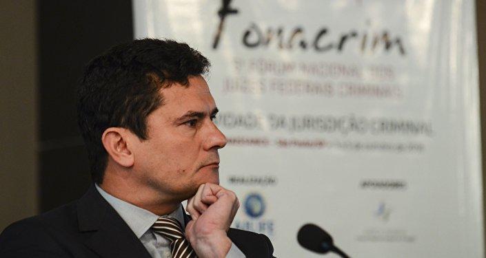 Juiz Sérgio Moro participa do 5.º Fórum Nacional Criminal dos Juízes Federais