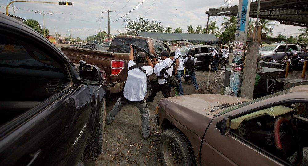 Bandidos no México