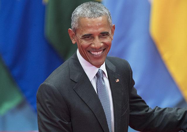 Presidente norte-americano Barack Obama durante a cimeira do G-20 na China
