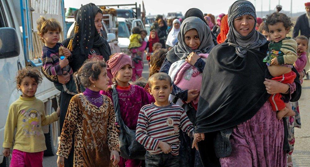 Estado Islâmico usa milhares de civis como escudo humano em Mossul — ONU