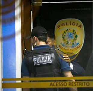 Ação da PF na Polícia Legislativa do Senado