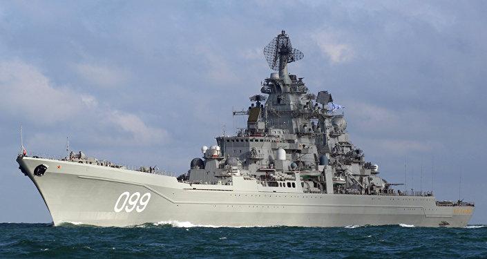 Cruzador pesado Pyotr Veliky