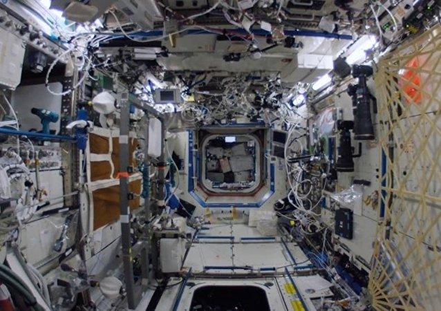 Este vídeo fará você se sentir um verdadeiro cosmonauta