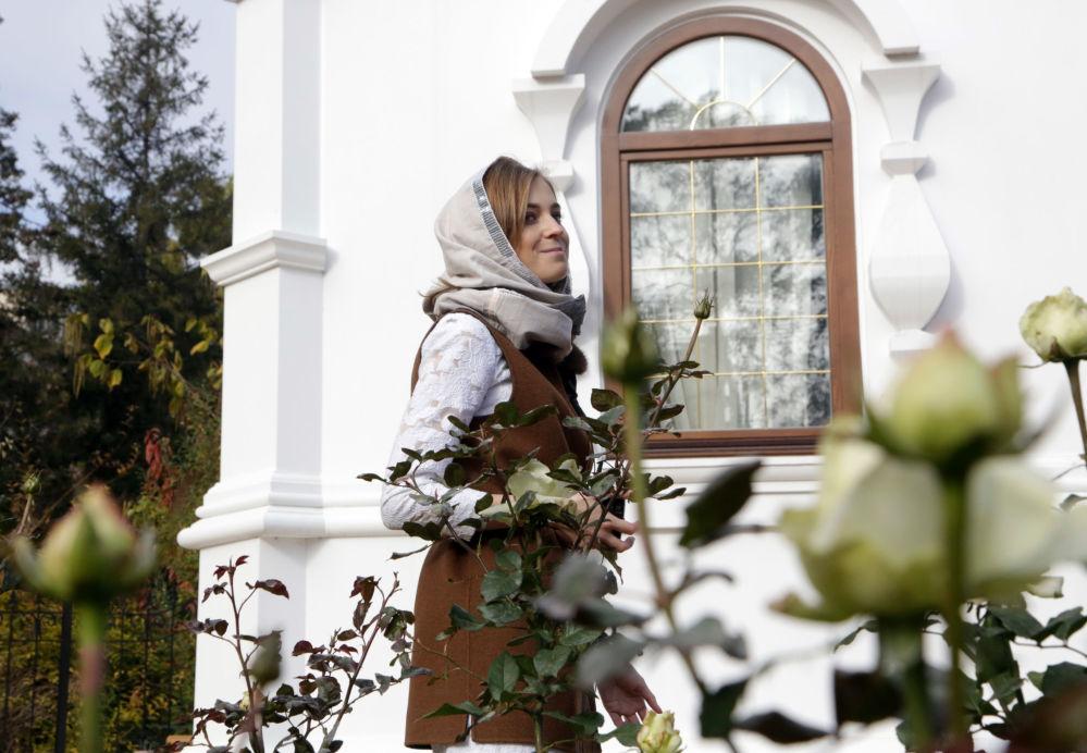 Em 26 de outubro, ao lado do edifício da Procuradoria da Crimeia, em Simferopol, a deputada da Duma de Estado Natalia Poklonskaya inaugurou uma capela em honra dos Santos Mártires Reais Nicolau II e sua família