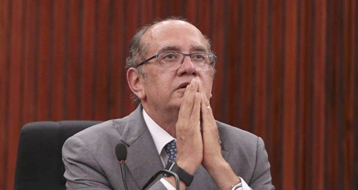 Presidente do TSE, ministro Gilmar Mendes, do Supremo Tribunal Federal (STF)