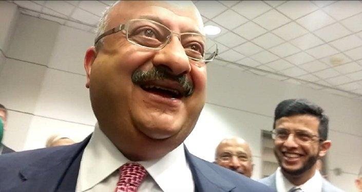 Embaixador saudita nos Estados Unidos, príncipe Abdullah Al-Saud