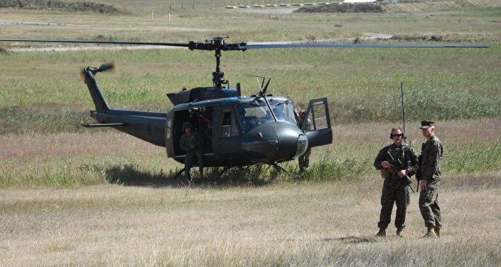 OTAN na Geórgia