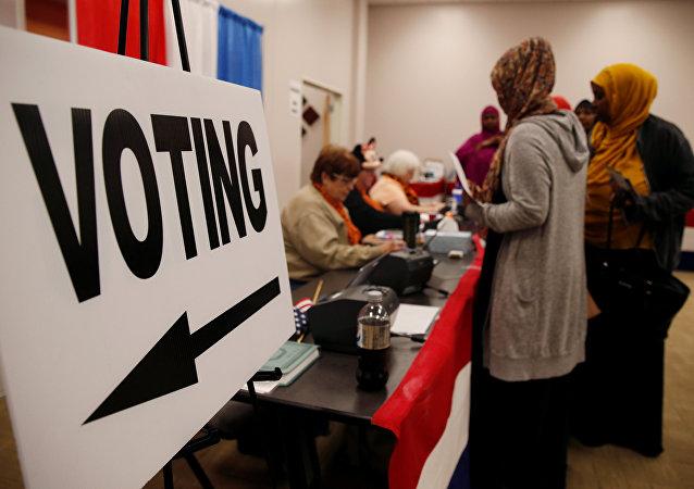 Eleições nos Estados Unidos, Outubro 2016