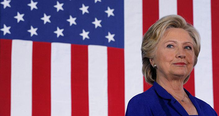 Presidenciável democratica Hillary Clinton