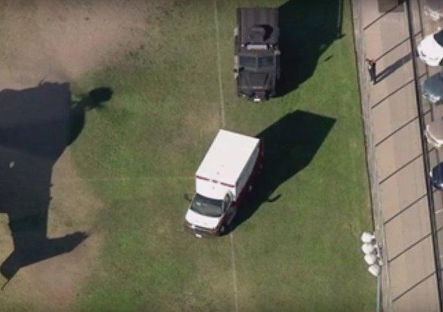 Causa de tiroteio em Azusa, na Califórnia, ainda é desconhecida