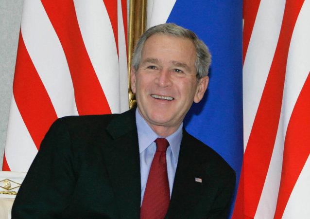 George W. Bush, ex-presidente dos EUA