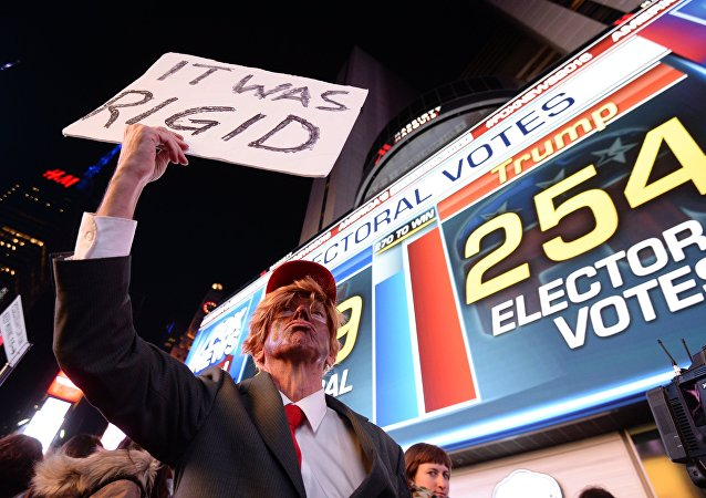 Resultadoes pré-eleitorais nos EUA