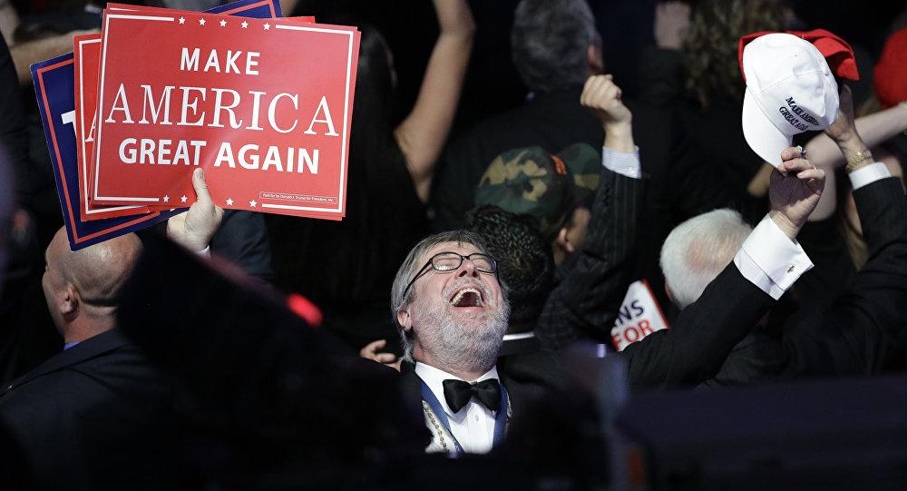 Trump vitória 1
