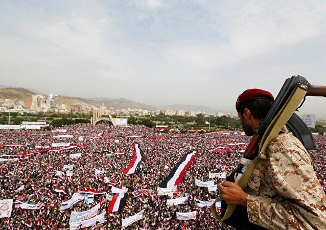 Vice-presidente americano elogiou esforços do Omã para resolver conflito no Iêmen