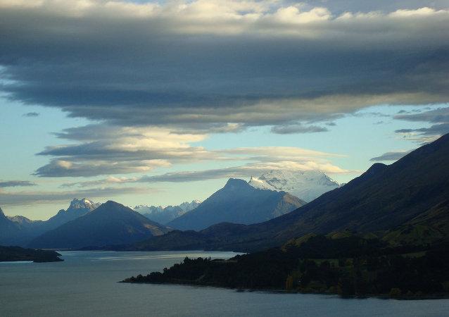 Belas paisagens da Nova Zelândia