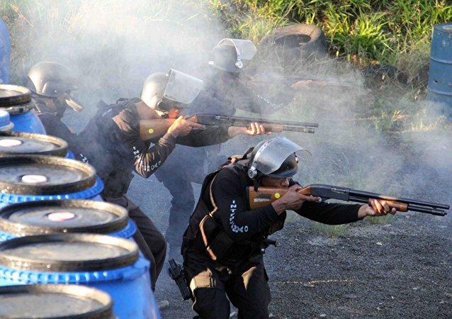 Violência Brasil 2