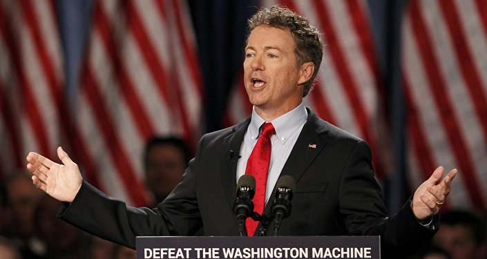 Rand Paul, senador republicano dos EUA
