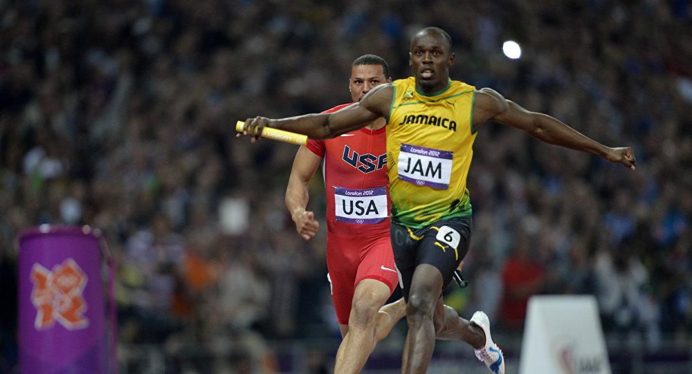 Usain Bolt, velocista da jamaica