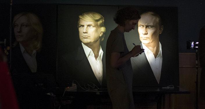 Trump e Putin a favor de normalização das relações EUA-Rússia (Kremlin)