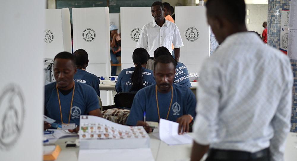 Eleições no Haiti
