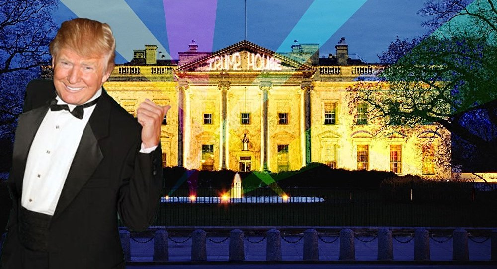 Casa de Trump