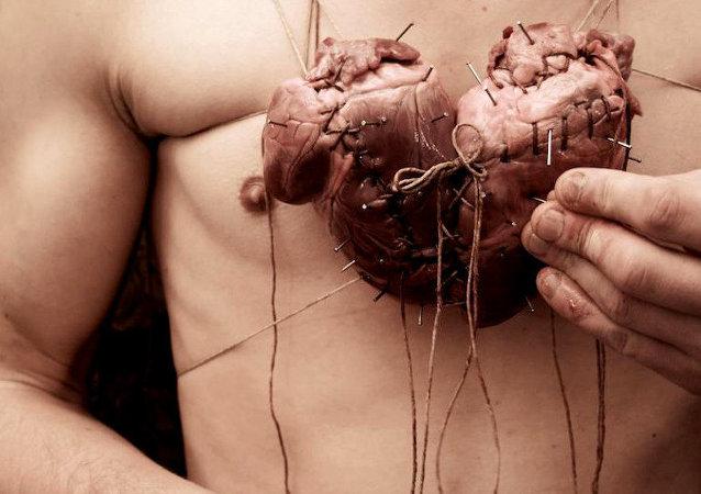 Tráfico de órgãos